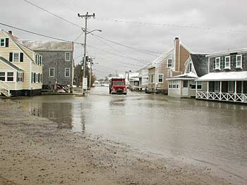Brant Rock flood